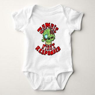 Zombie First Responder Baby Bodysuit