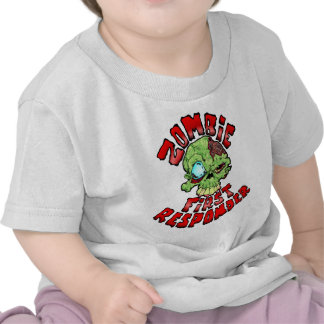 Zombie First Responder Tees