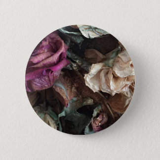 Zombie Flowers Button