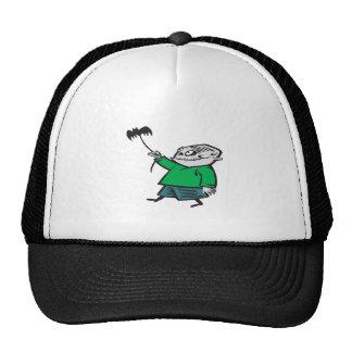 Zombie Flying Kite Mesh Hats