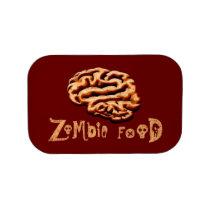 Zombie Food Brainz Brains Halloween Props Yubo Lunch Box