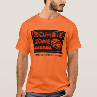 Zombie Food On The Go Funny Halloween Dress Up