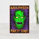 Zombie Frankenstein Cards card