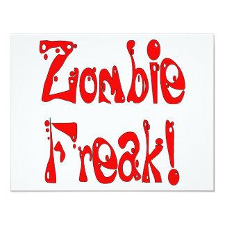 Zombie Freak # 7 Card