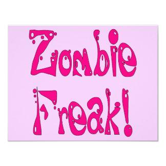 Zombie Freak # 8 Card