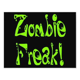 Zombie Freak # 9 Card