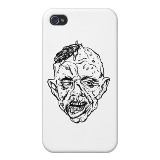 Zombie - Fred Cover For iPhone 4