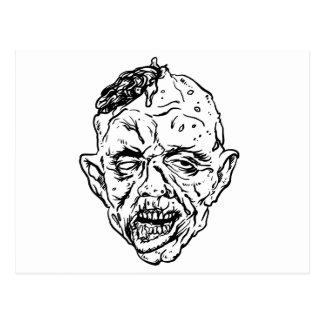 Zombie - Fred Postcard