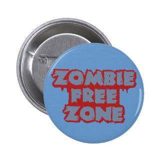 Zombie Free Zone custom button