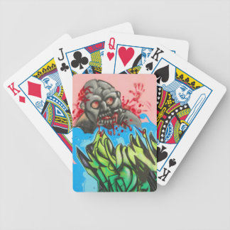 Zombie Fresh! Deck of Cards