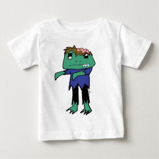 Zombie Frog Baby T-Shirt