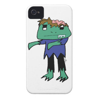 Zombie Frog iPhone 4 Case-Mate Case