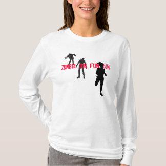 Zombie Fun Run Hood T-Shirt