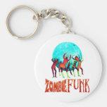 Zombie Funk Keychain