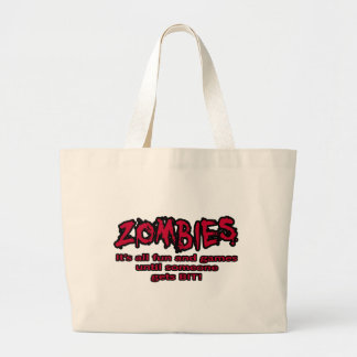 zombie games bags
