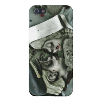 zombie garden gnomes cover for iPhone SE/5/5s