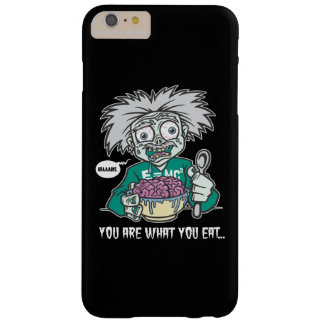 Zombie Geek Barely There iPhone 6 Plus Case