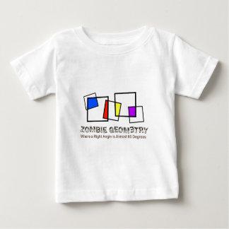 Zombie Geometry - Basic Baby T-Shirt