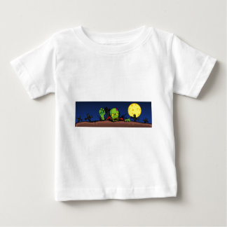ZOMBIE GHETTO BANNER 2 T-SHIRTS