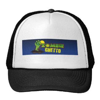 ZOMBIE GHETTO LOGO HATS