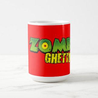 Zombie Ghetto - The Zombie Ghetto Logo Coffee Mug