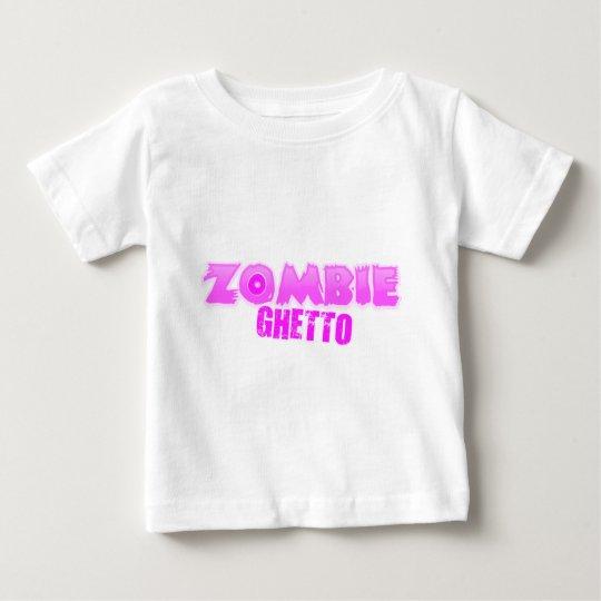 ZOMBIE GHETTO WRITTEN LOGO 16 BABY T-Shirt