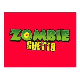 Zombie Ghetto - Zombie Ghetto Postcard