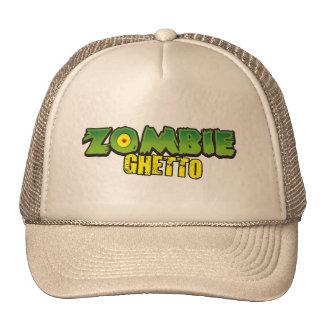 Zombie Ghetto - Zombiue Gheto Trucker Cap Trucker Hat