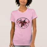 Zombie Gift Outbreak Response Team Tshirts