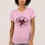 Zombie Gift Outbreak Response Team Tshirts