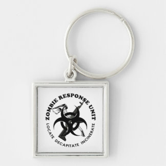 Zombie Gift Response Team Gifts Customize Keychain