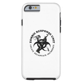Zombie Gift Response Team Gifts Tough iPhone 6 Case