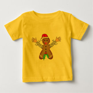 Zombie Gingerbread Baby T-Shirt