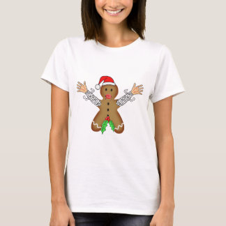 Zombie Gingerbread T-Shirt