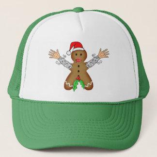 Zombie Gingerbread Trucker Hat