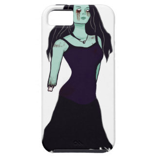 Zombie Girl Case iPhone 5 Covers