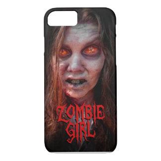 Zombie girl iPhone 8/7 case
