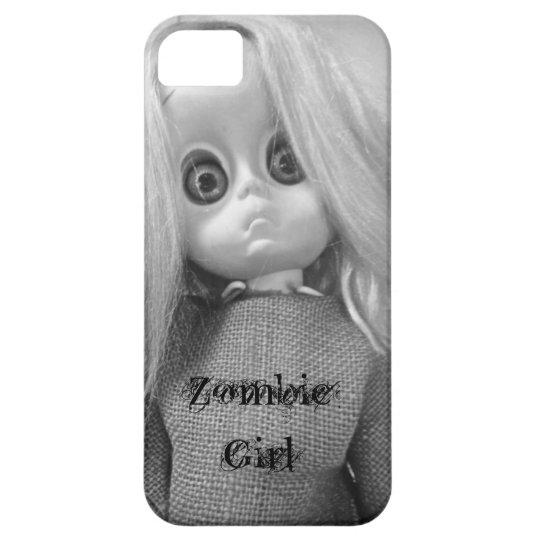 ZOMBIE GIRL iPhone Case