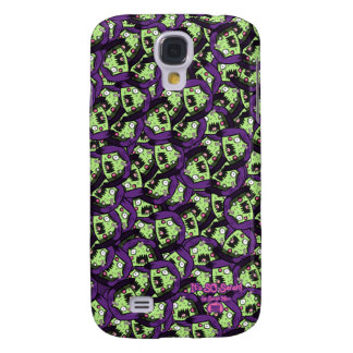 Zombie Girl iPod 3 Charm School Rejects Collection Galaxy S4 Case