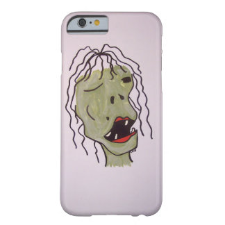 Zombie Girl Needs Phone Barely There iPhone 6 Case