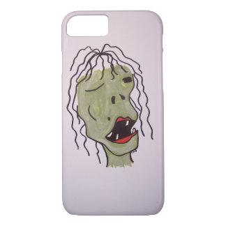 Zombie Girl Needs Phone iPhone 8/7 Case