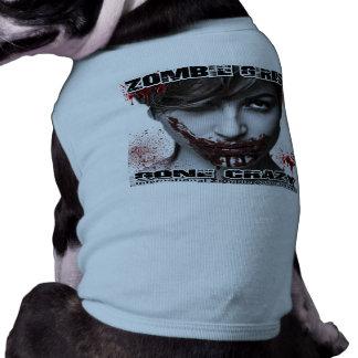 Zombie Girls Gone Crazy T-Shirt