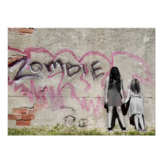 Zombie Girls Posters