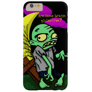 Zombie Gluten Free? Barely There iPhone 6 Plus Case