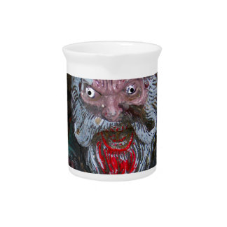 Zombie Gnome Drink Pitcher