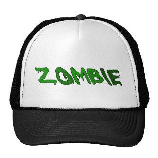 Zombie Goo Trucker Hat