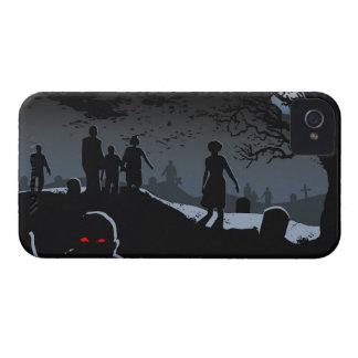 Zombie Graveyard iPhone 4 Case-Mate iPhone 4 Case