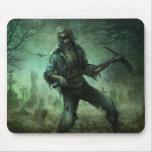 Zombie Graveyard, Mouse Pad Mousepads