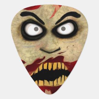 Zombie Guitar Pick