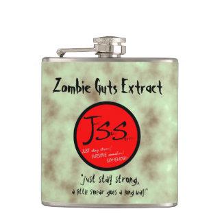 Zombie Guts Extract Satire Flask